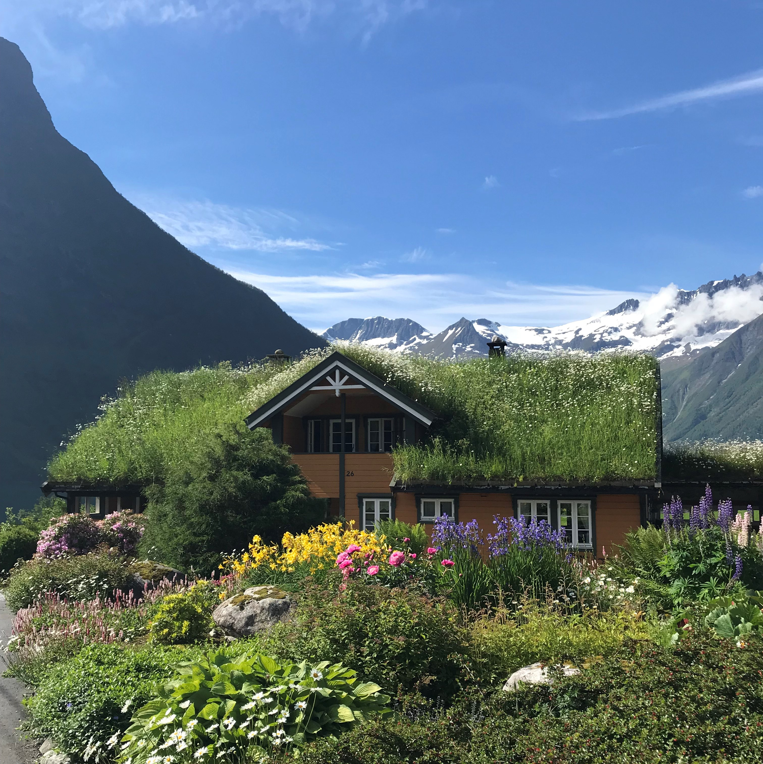 Garden Hopping In France And Norway Part 2 Nystrom Design